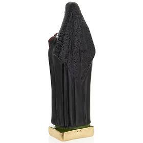 Estatua Santa Francesca Saverio Cabrini 30 cm. yeso s3