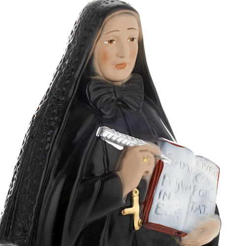Figurka Święta Franciszka Cabrini 30cm gips 2