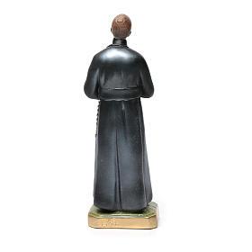 Estatua San Gerardo 30 cm. yeso s4