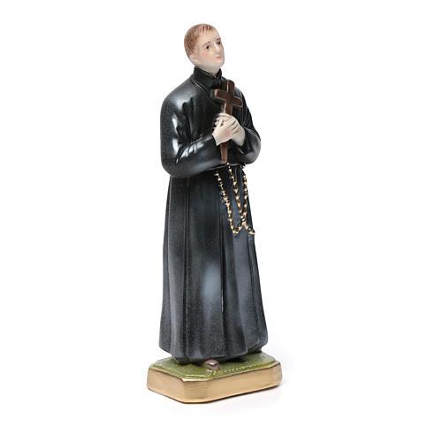 Estatua San Gerardo 30 cm. yeso 3