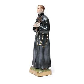 Statua San Gerardo 30 cm gesso s2
