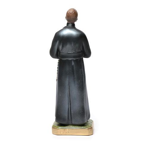 Statua San Gerardo 30 cm gesso 4