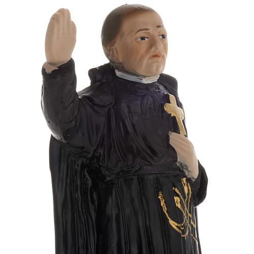 Statua Clemens Maria gesso 20 cm 2