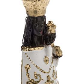 Statue Notre Dame de Lorette plâtre 25 cm s2
