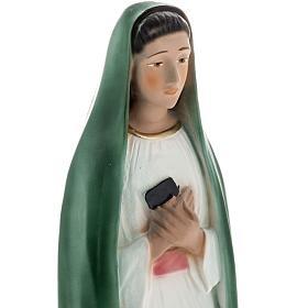 Estatua Virgen de la Revelación 30 cm. yeso s2