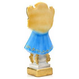 Virgen de San Juan de los Lagos 30 cm yeso s4