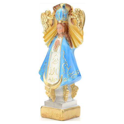 Virgen de San Juan de los Lagos 30 cm yeso 3