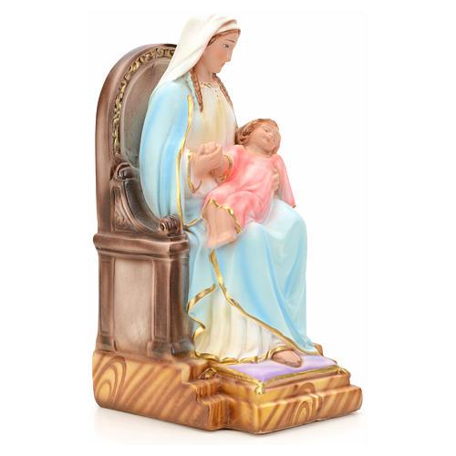 Madonna della Provvidenza 30 cm gesso 2