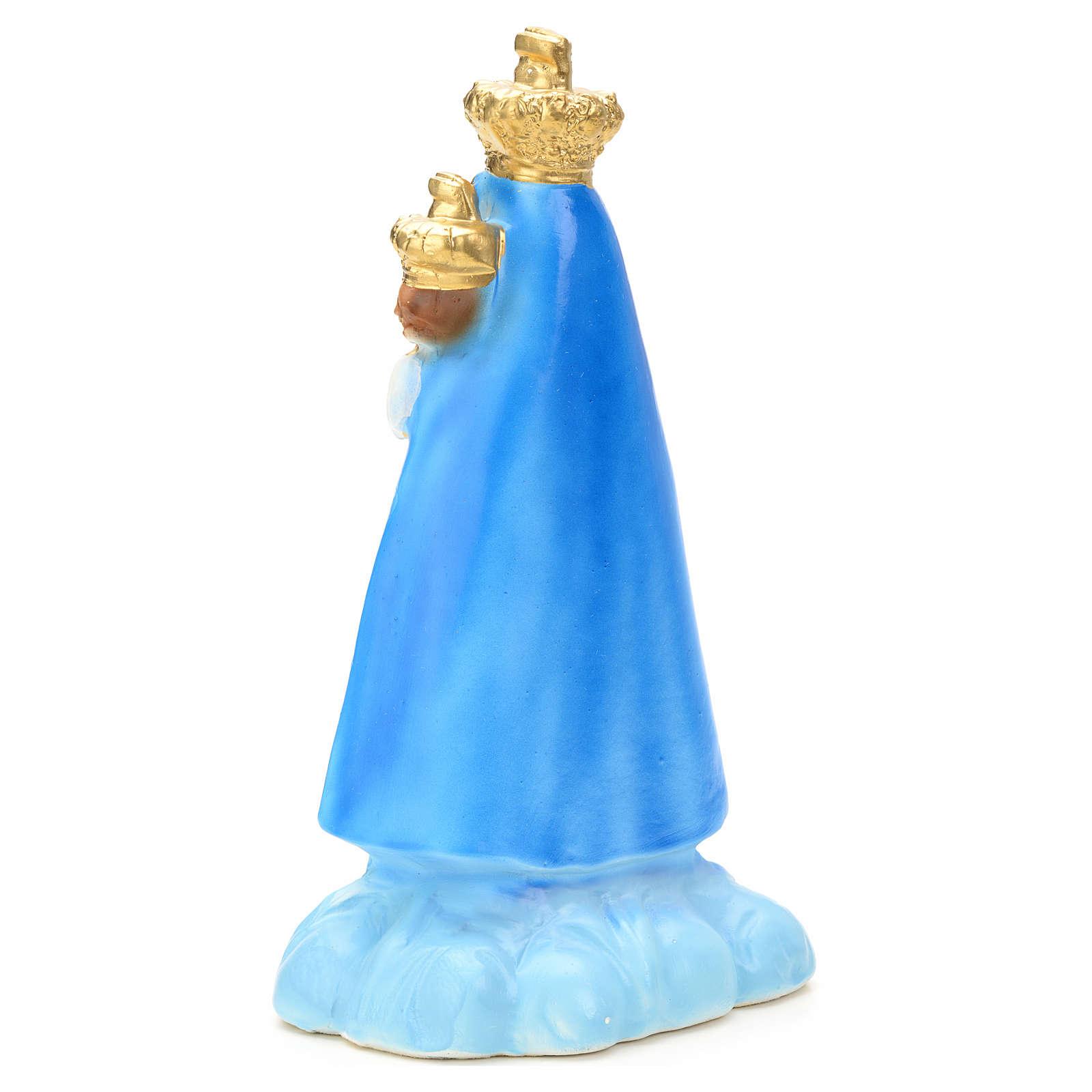 Virgen Novi Velia 30 cm yeso 4