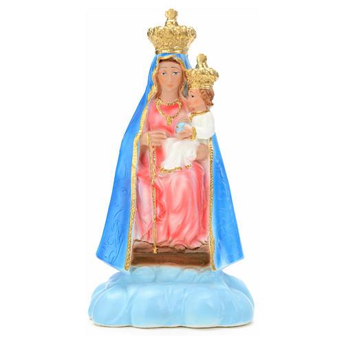 Madonna Novi Velia 30 cm gesso 1