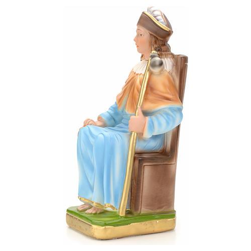St Enfant Jésus d'Antocha plâtre 25 cm 3