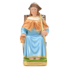 Santo Bambino d'Antocha cm 25 gesso s1