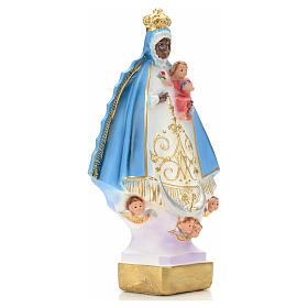 Madonna di Regla 30 cm gesso s3