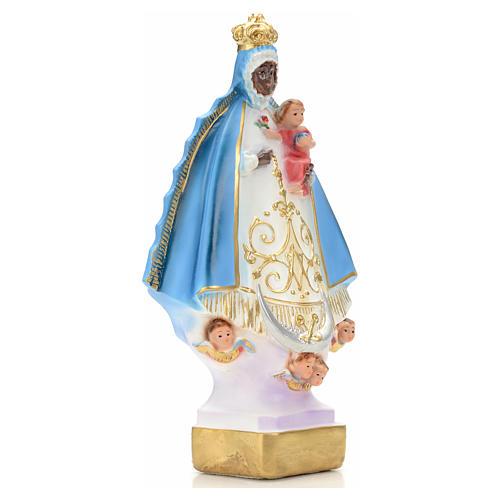 Madonna di Regla 30 cm gesso 3