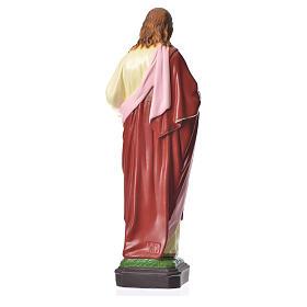 Sacré Coeur Jésus 40 cm matériel incassable s3