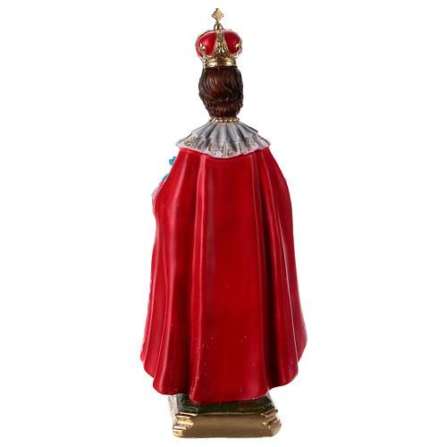 Menino Jesus de Praga gesso 50 cm 5