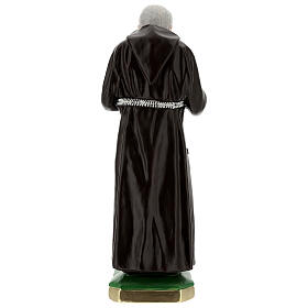 Statua Padre Pio 55 cm gesso s6