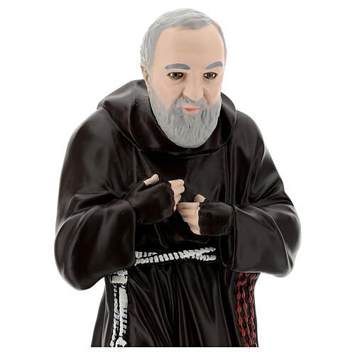 Statua Padre Pio 55 cm gesso 2