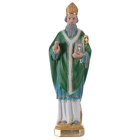 Saint Patrick 30 cm Statue, in plaster s1