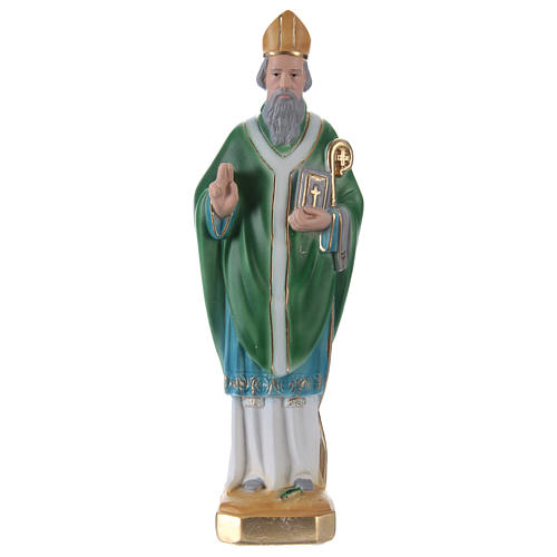 Saint Patrick 30 cm Statue, in plaster 1