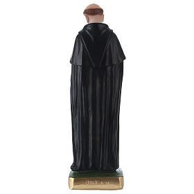 Estatua de yeso San Peregrino 30 cm s4
