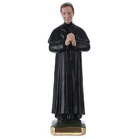 Estatua de yeso San Juan Bosco 30 cm s1
