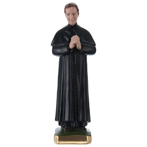 Estatua de yeso San Juan Bosco 30 cm 1