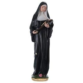 Święta Rita 30 cm figura z gipsu malowana s1