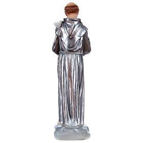 San Francisco 30 cm estatua yeso nacarado s5