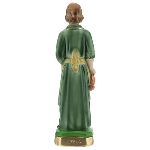 Saint Joseph travailleur 20 cm plâtre 4