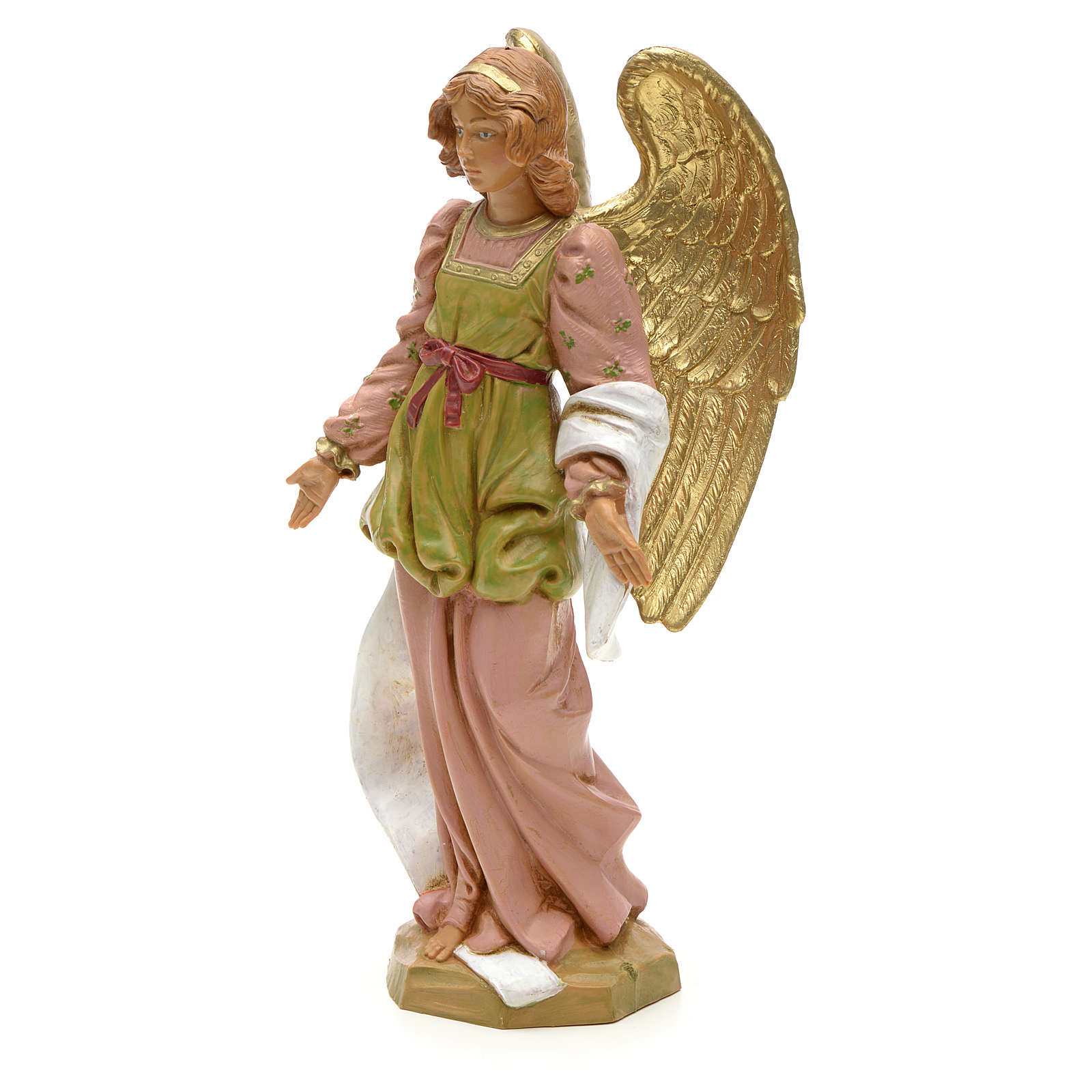 Ange debout, statue 19 cm Fontanini 3