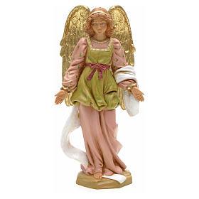 Ange debout, statue 19 cm Fontanini s1