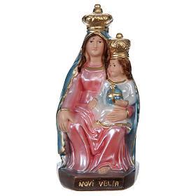 Plaster Our Lady of Novi Velia, 7.87'' s1