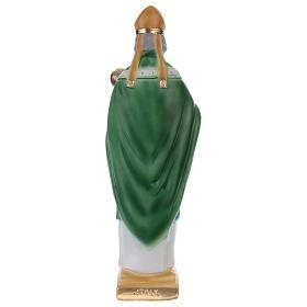 Saint Patrick Plaster Statue, 20 cm s4