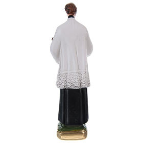 Saint Louis Plaster Statue, 20 cm s4