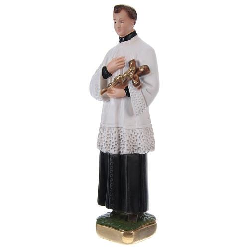 Saint Louis Plaster Statue, 20 cm 3