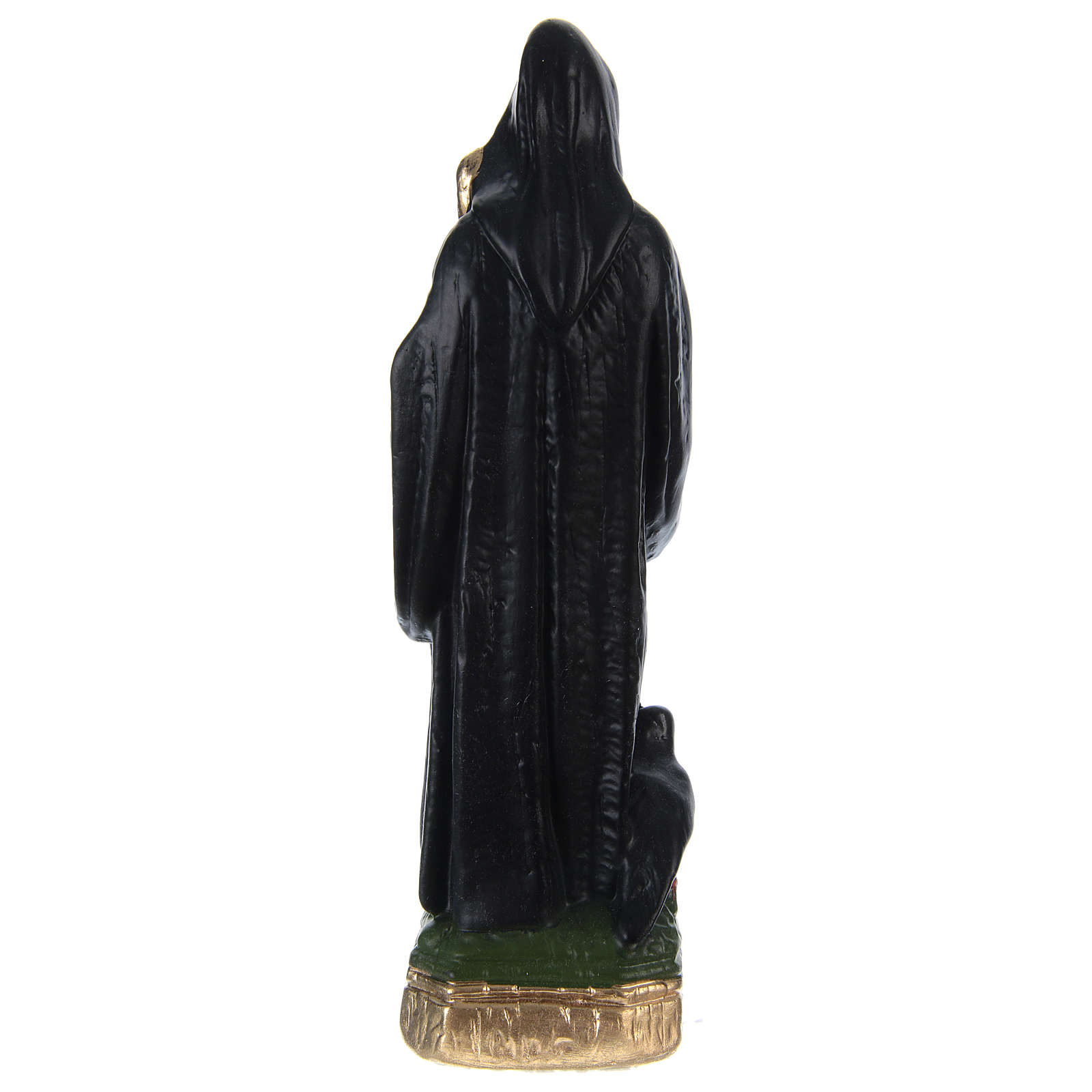 Saint Bernadette 20 cm Statue in painted plaster 4