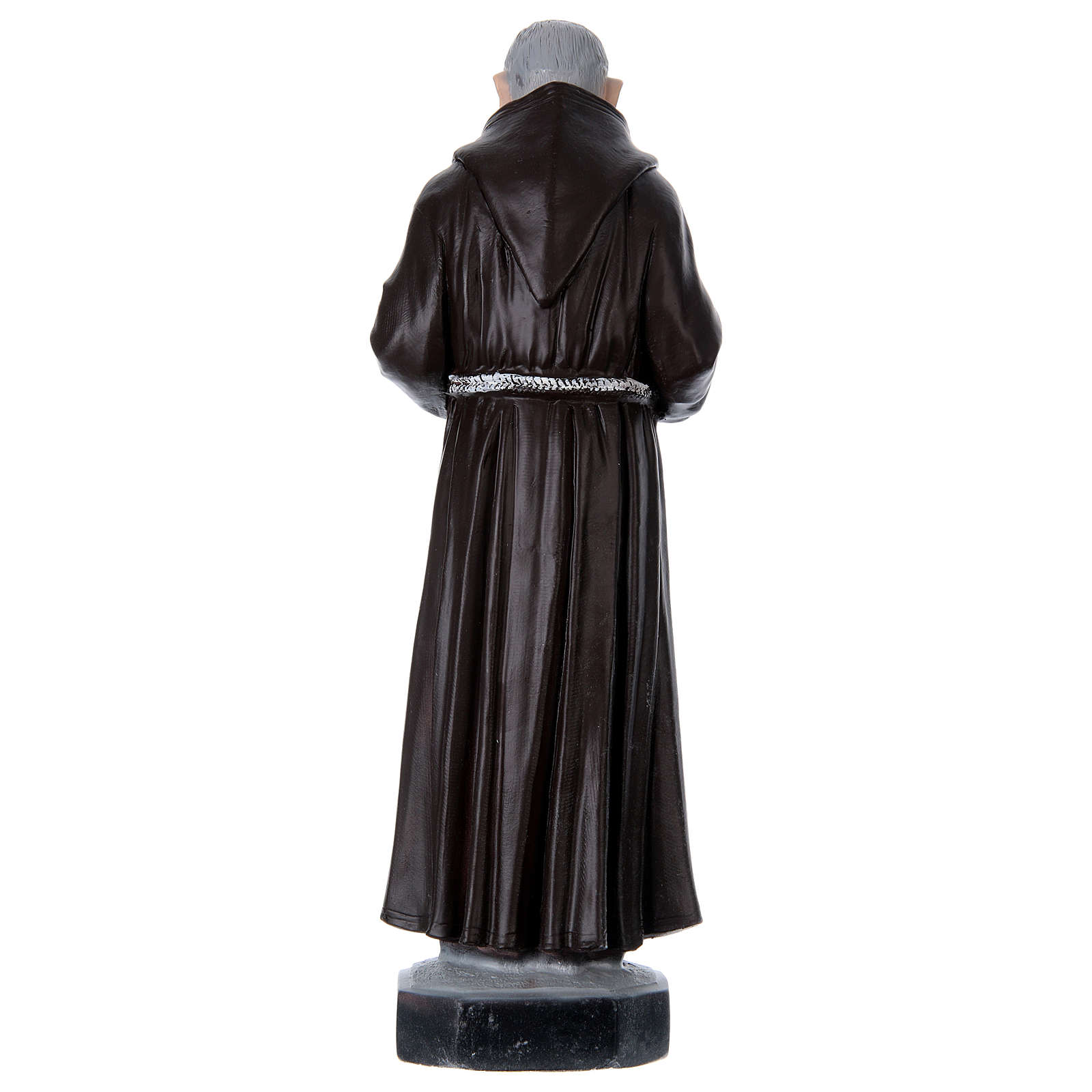 Padre Pio 45 cm plâtre 4