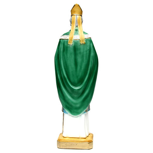Święty Patryk h 60 cm figura z gipsu 4