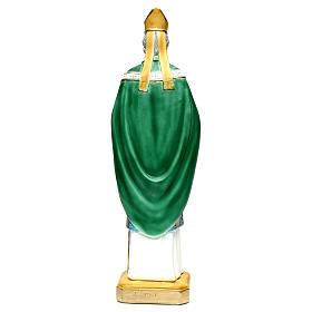 St. Patrick Statue, 60 cm in plaster s4