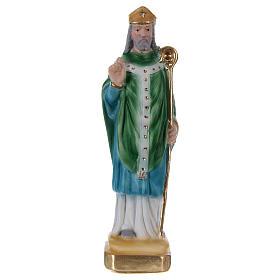 St Patrick in plaster 15 cm