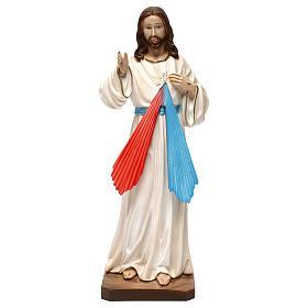 Divine Mercy Jesus 40 cm, plaster s1
