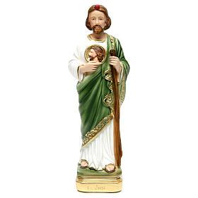 Statue plâtre Saint Jude 30 cm s1