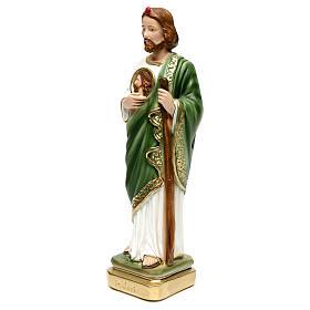 Statue plâtre Saint Jude 30 cm s2