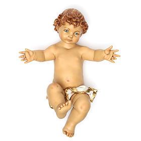 Niño Jesús Fontanini para belén 125 cm resina s1