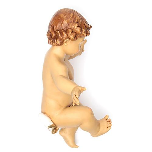 Niño Jesús Fontanini para belén 125 cm resina 2