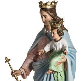 Virgen María Auxiliadora de resina de 130cm s8