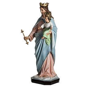 Virgen María Auxiliadora de resina de 130cm s9