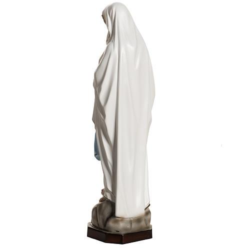 Madonna Lourdes cm 40 resina 7