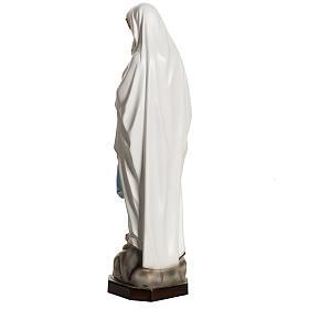 Madonna z Lourdes 40 cm żywica s7
